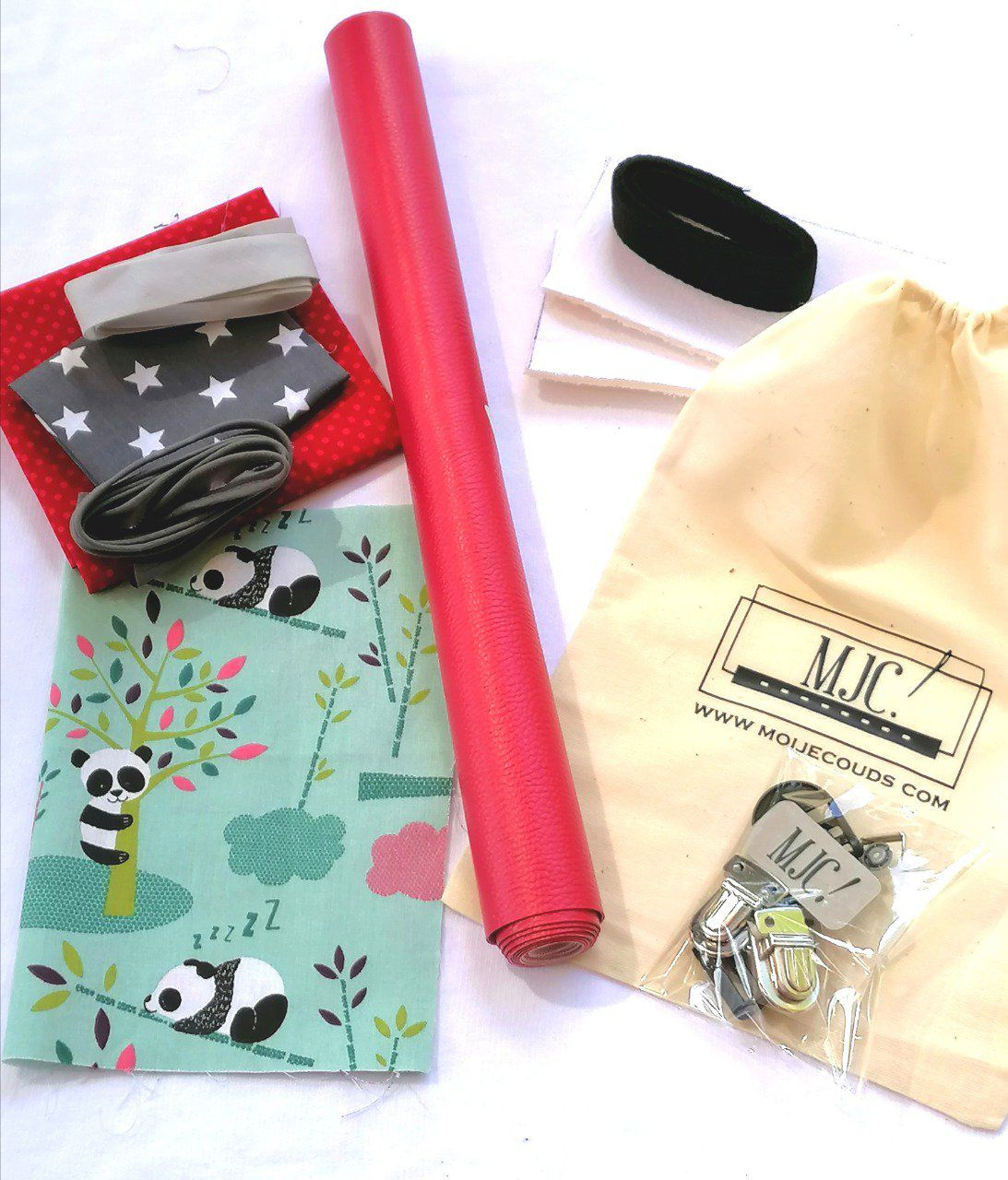 Kit à coudre cartable LUCKY n°4