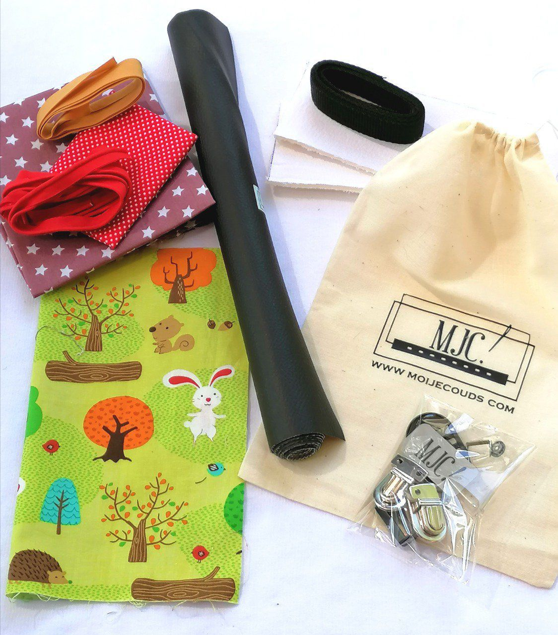 Kit à coudre cartable LUCKY n°8